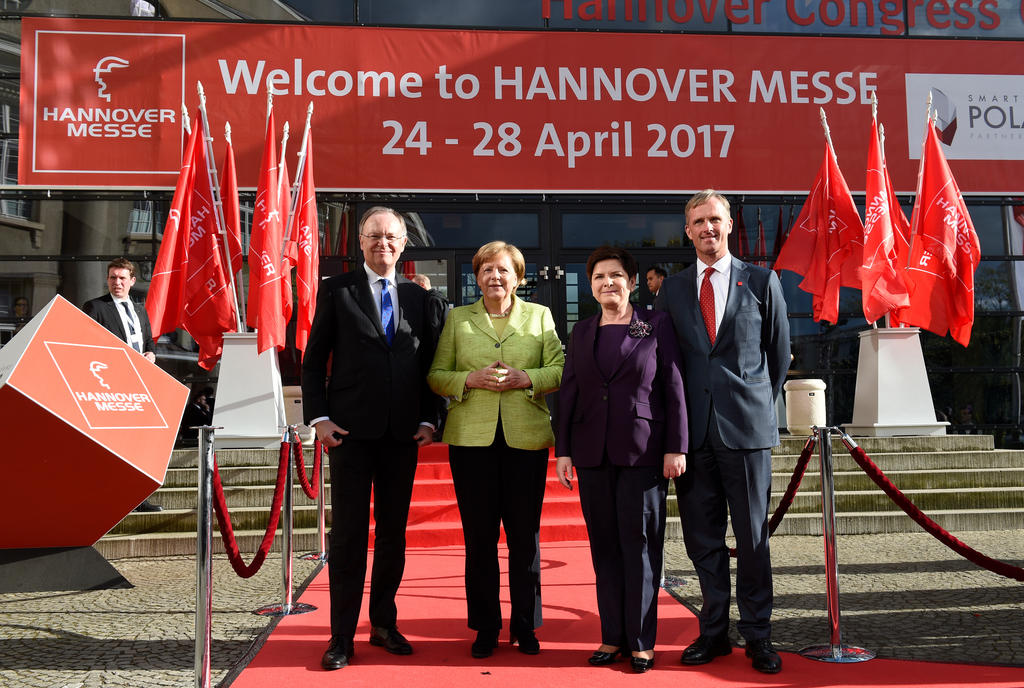 ШЗПИ на Hannover Messe 2017